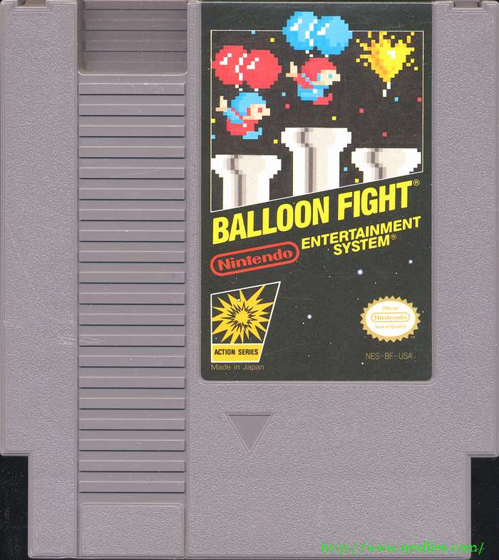 Balloon Fight For NES