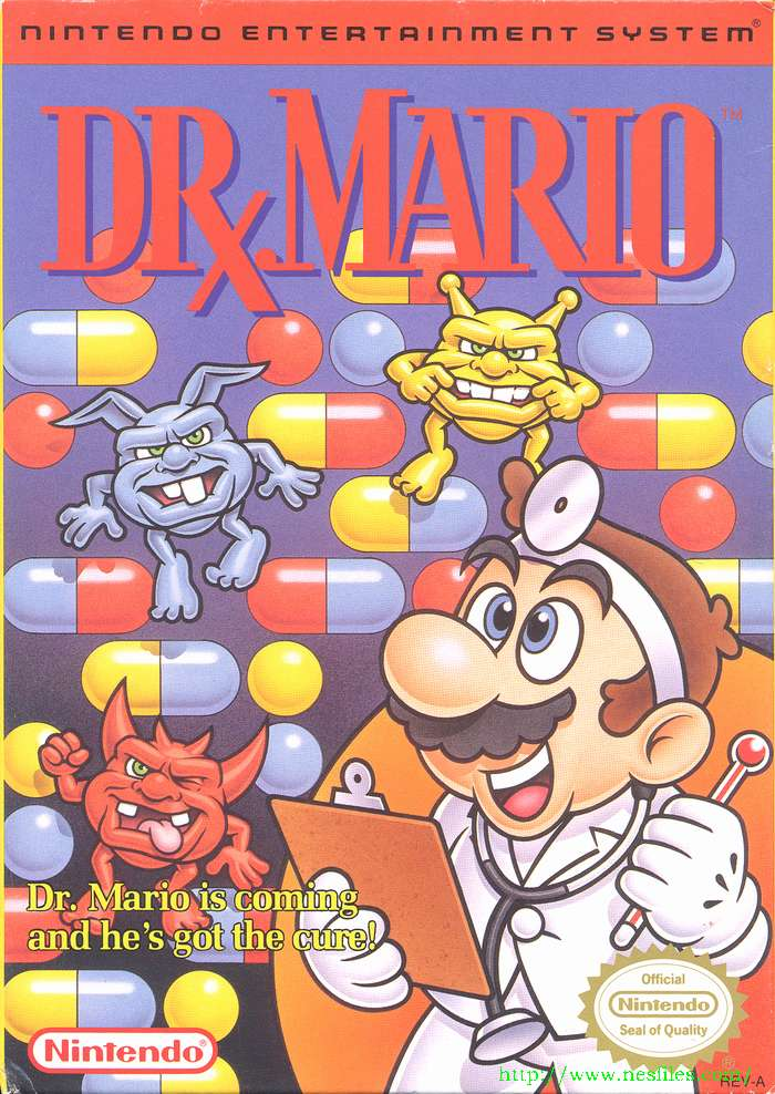 dr mario for nes the nes files