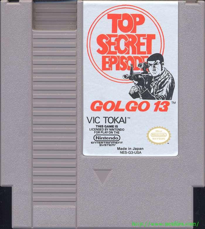 Golgo 13 Music: Golgo 13 For NES