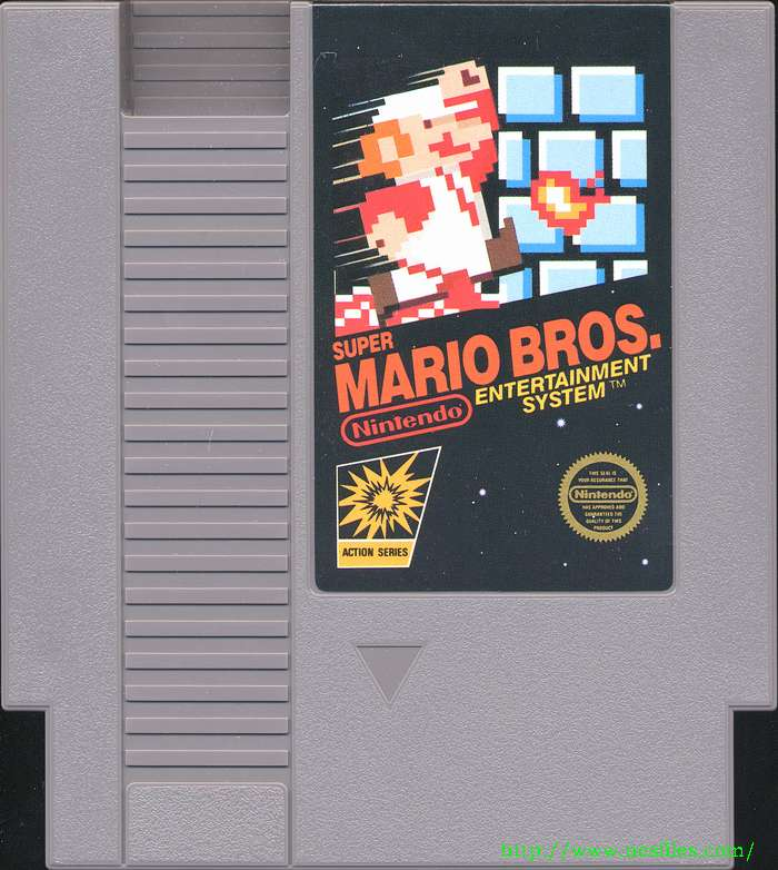 Super Mario Bros For Nes The Nes Files