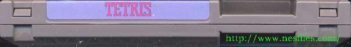 Tetris for NES - The NES Files
