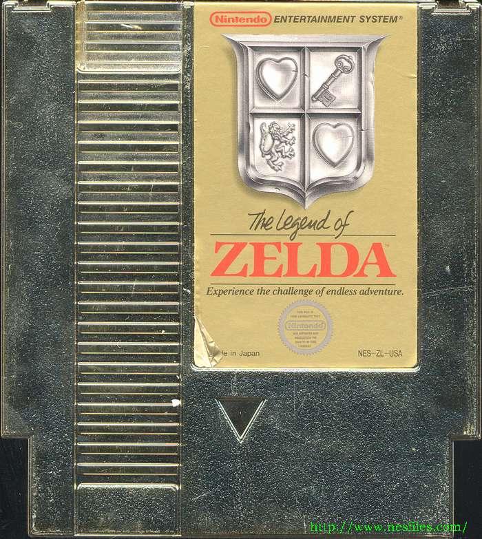 Zelda for NES - The NES Files